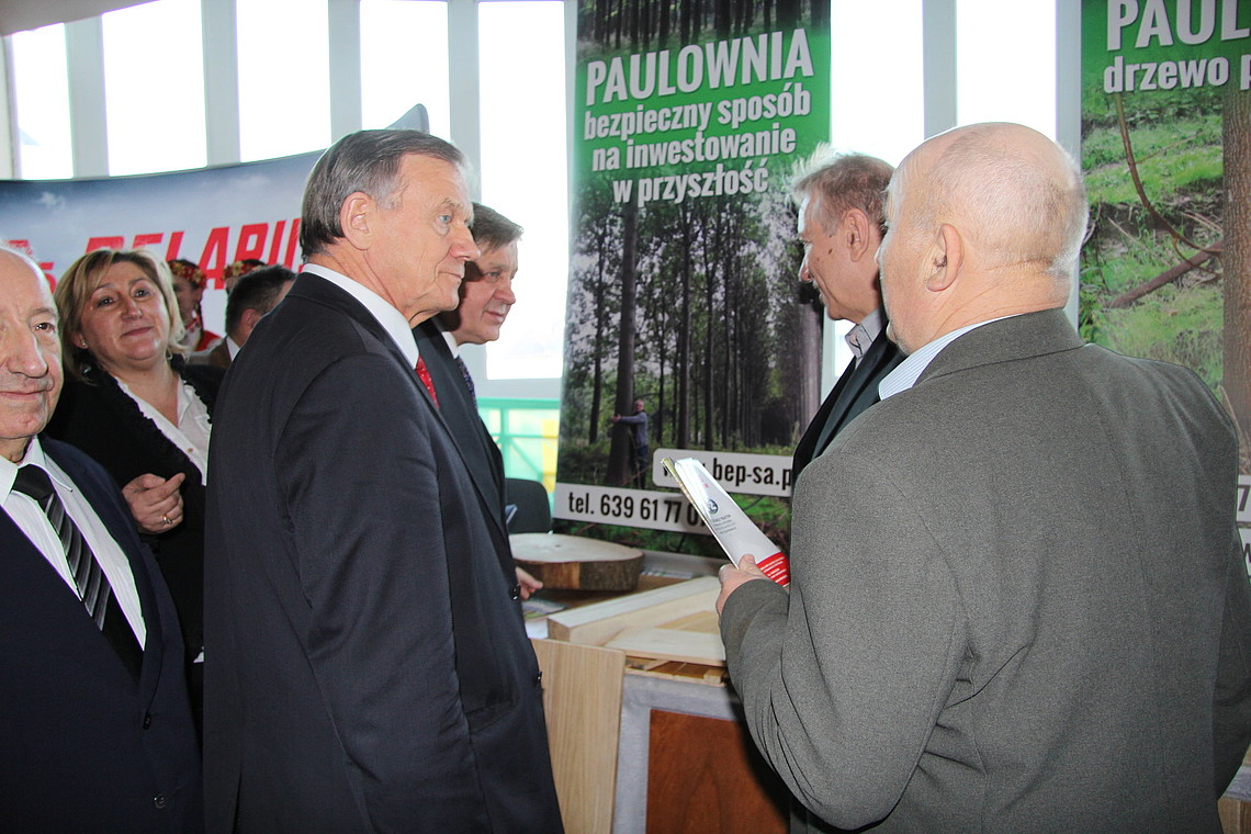 Paulowni Conference crowned with success